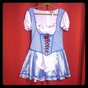 NWOT holloween dress. Size xl